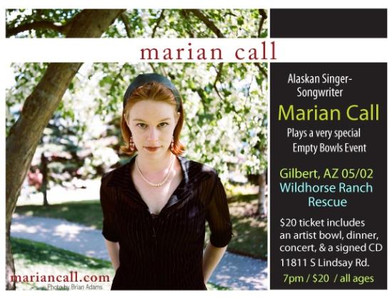 House Concert Invite